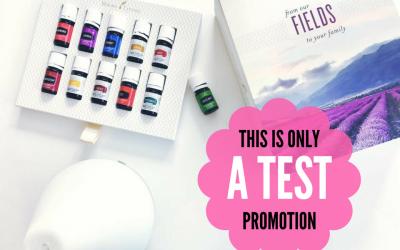 Test Promotion
