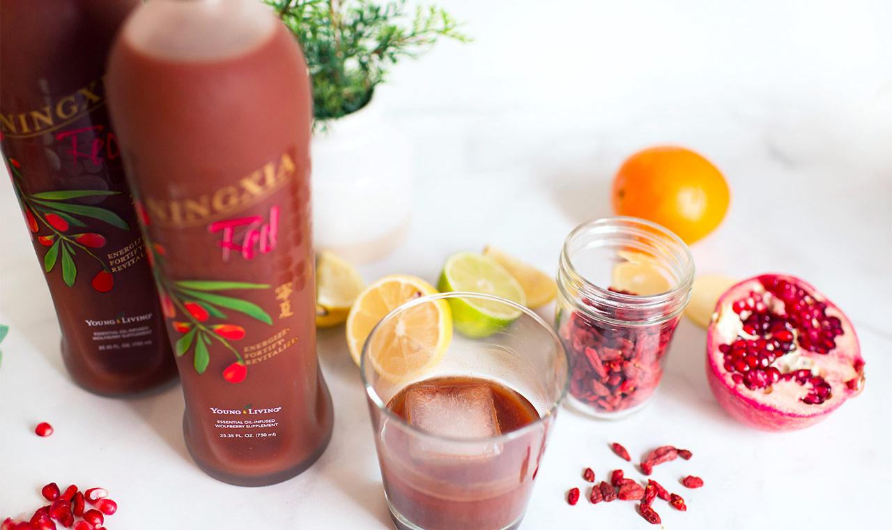 NingXia Red Wolfberry Puree Antioxidant Powerhouse